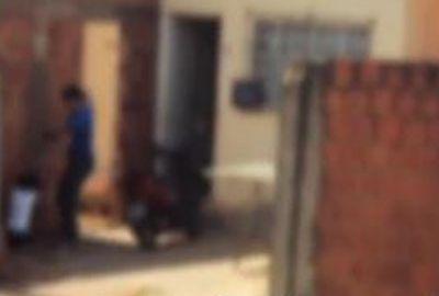 Homem é detido por agredir a própria filha de 9 anos na cabeça
