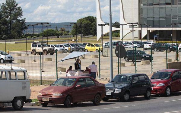 Jogo do Bicho é descoberto em frente ao Palácio do Planalto