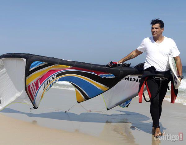 Maurício Mattar emagrece 30 quilos e recupera a boa forma