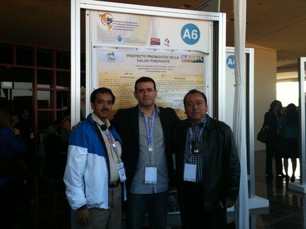 Piauí participa de Congresso Internacional de Promoção da Saúde