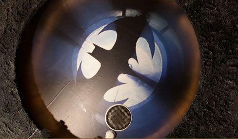 Batman é tema de quarto de motel em Taiwan