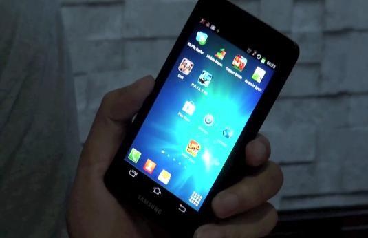 Rival do iPhone, Samsung Galaxy S III aparece antes do lançamento
