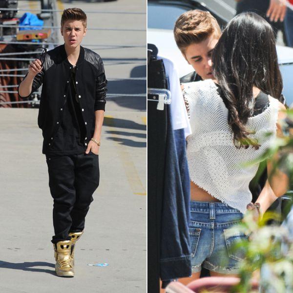 Justin Bieber recruta ?sósia? de Selena Gomez para clipe