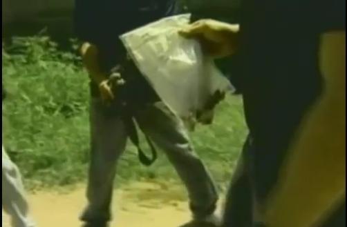 Polícia acha ossos humanos na casa de acusados de canibalismo