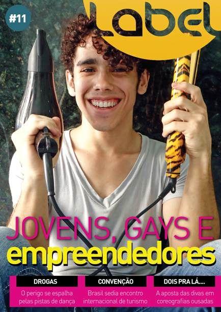 Revista gay mostra casos de sucesso profissional de jovens homossexuais