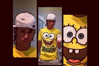 Viciado no Instagram, Neymar mostra sua vida na rede social de fotos; veja