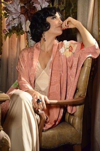 Gabriela: a cantora Ivete Sangalo grava cenas como Maria Machadão