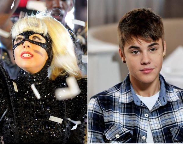 Lady Gaga e Justin Bieber serão alienígenas em Homens de Preto III
