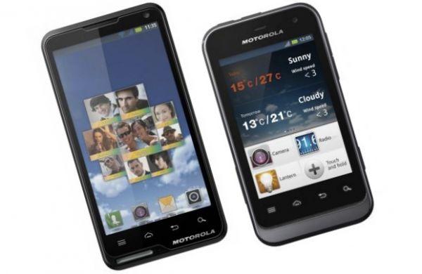 Motorola lança Android dual-chip