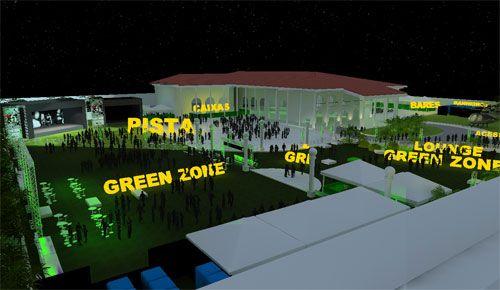 Charlie Brown Jr em Teresina: Últimas unidades do Heineken Green Zone estão sendo vendidas