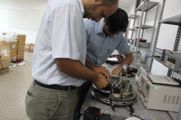 UFPI: Professores de engenharia criam robô do
