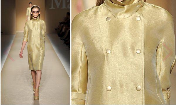 Adote o dourado ao seu estilo; Veja como usar e ande na moda
