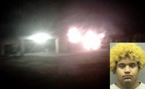 Jovem põe fogo em casa após discutir com sua mãe sobre celular