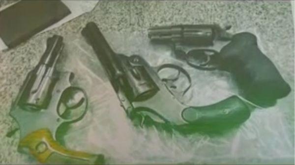 Preso um dos assaltantes mais procurados da zona Sudeste da capital