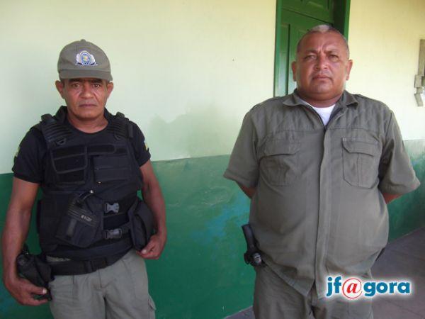 Menor é apreendido após furtar bolsa de professora no interior do Piauí