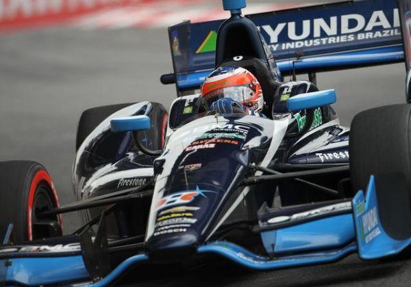 Rubens Barrichello explica dificuldade que enfrenta com pneus macios na Indy