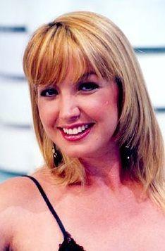 Alessandra Scatena pretende recuperar a forma e volta à TV