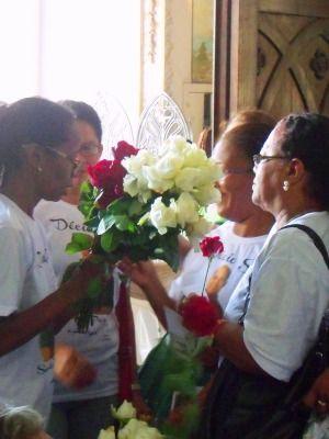 Emoção marca missa de sétimo dia em memória de Décio Sá; ato de protesto será realizado