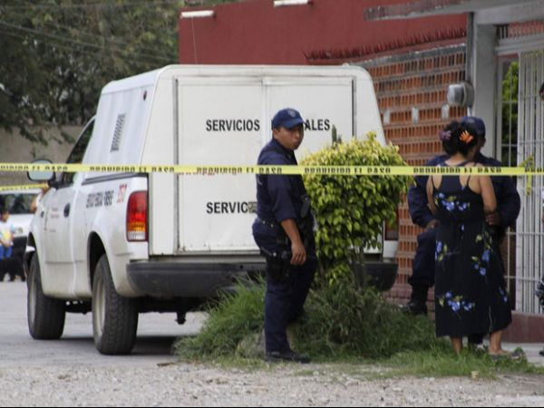 Jornalista mexicana é encontrada morta no banheiro de sua casa