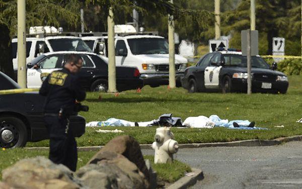 Atirador que matou 7 e feriu três nos EUA é detido e identificado