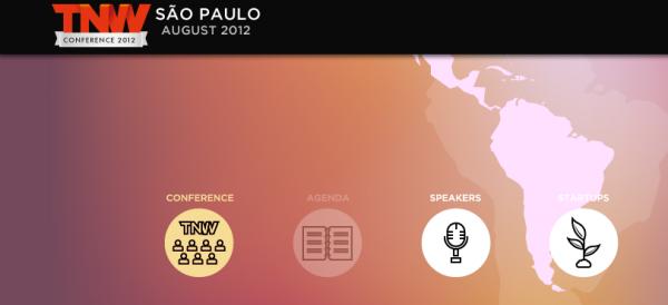 Brasil vai receber 1ª edição internacional da conferência The Next Web