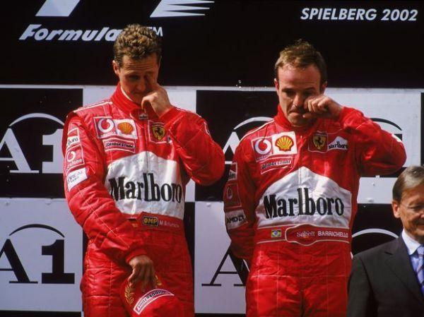 Sem mágoa, Barrichello diz: se Ferrari me chamasse de volta eu iria