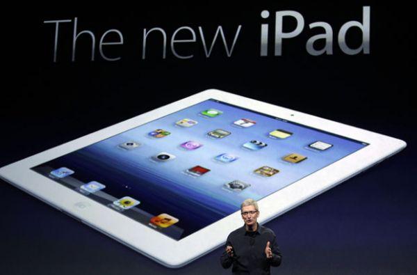 Apple está apurando problemas na conexão wi-fi do novo iPad