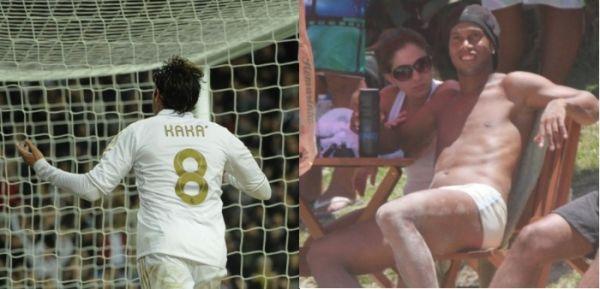Fora de Londres, Kaká prova que está melhor do que Ronaldinho