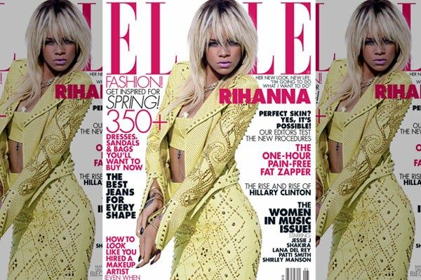 Rihanna rebate críticas sobre o caso Chris Brown:
