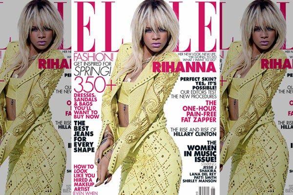 Rihanna rebate críticas sobre o caso Chris Brown:
