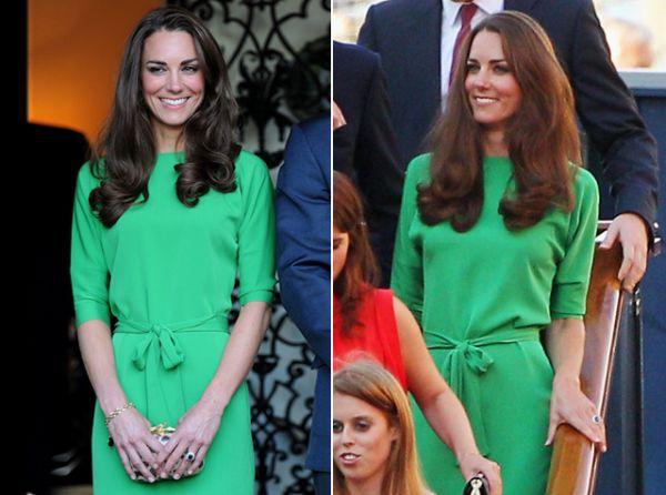 Kate Middleton em: como repetir a mesma peça sem perder a majestade