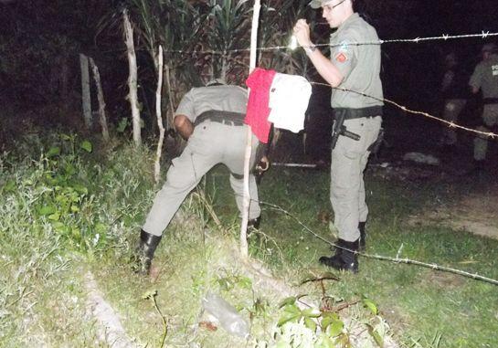 Traficante foge de operação policial no interior do PI