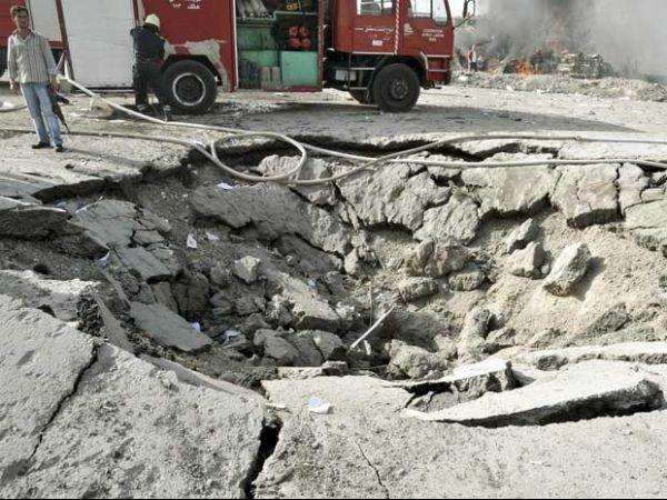 Atentado deixa 140 mortos e fere 170 pessoas na Síria
