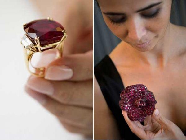 Leilão de joias da brasileira Lily Safra deve alcançar US$ 20 milhões