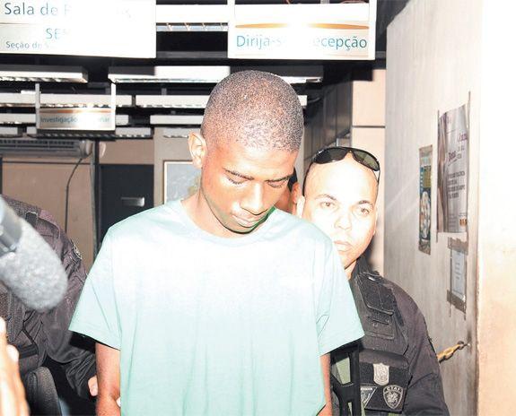 Traficante preso confessa ter mandado torturar ex-namorada