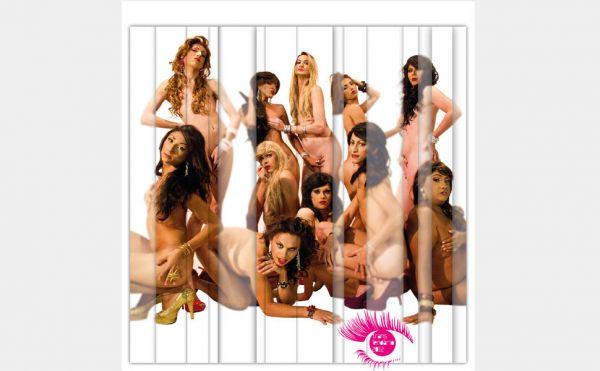 Grupo de travestis imita quadros famosos e causam polêmica