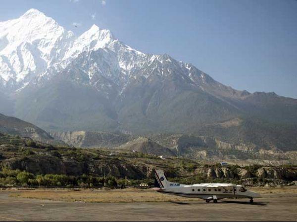 Avião com 21 pessoas a bordo cai no Nepal; seis sobreviveram