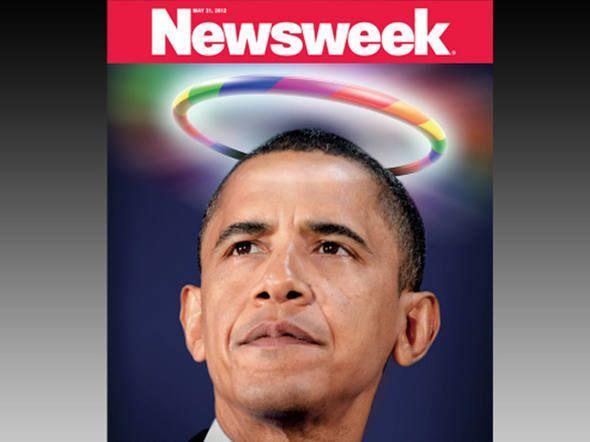 Revista americana chama Obama de 1° presidente homossexual dos EUA
