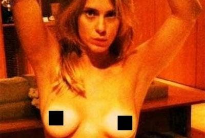 Hackers invadem site da Cetesb e postam fotos de Carolina Dieckmann nua no página