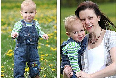 Mãe inglesa salva vida de filho dez vezes em menos de 15 meses