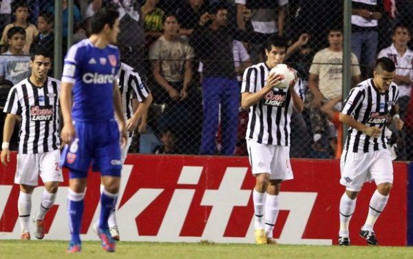 Libertad só empata em casa com La U pela Libertadores