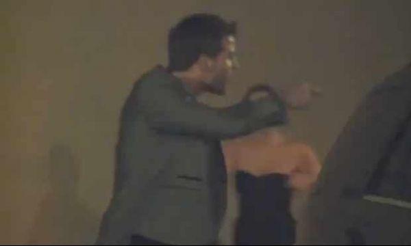 Em programa de TV, Miley coloca pessoas nuas no carro do namorado