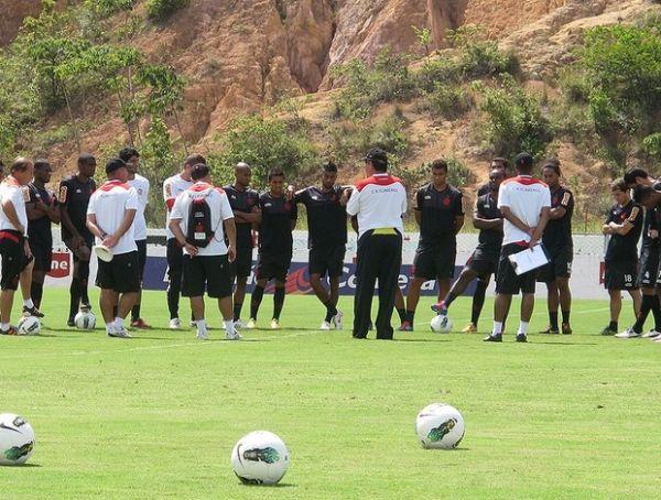 Brasileirão: Fla volta aos campos e joga com Sport pela 1º rodada