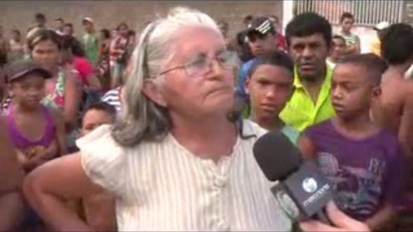 Carroceiro é assassinado na frente do filho de oito anos