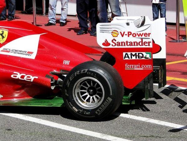 Com tinta, Ferrari de Massa fecha dia em 5º; já Senna fica em último lugar