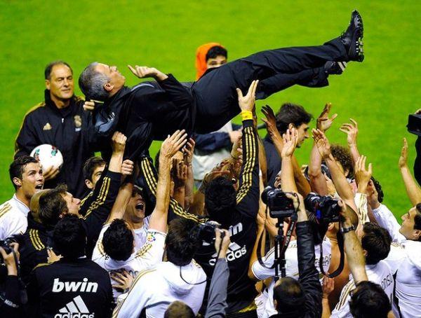 Real Madrid ignora pressão, vence Bilbao e leva título por antecipação