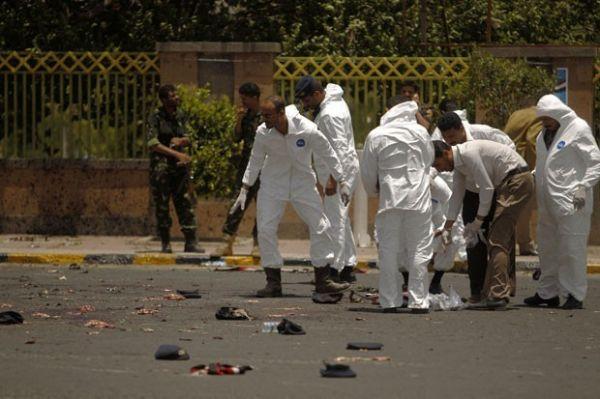 Atentado suicida deixa ao menos 63 mortos e diversos feridos no Iêmen