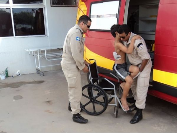 Cobra pica menino de 12 anos e mãe percorre 70 km para salvá-lo