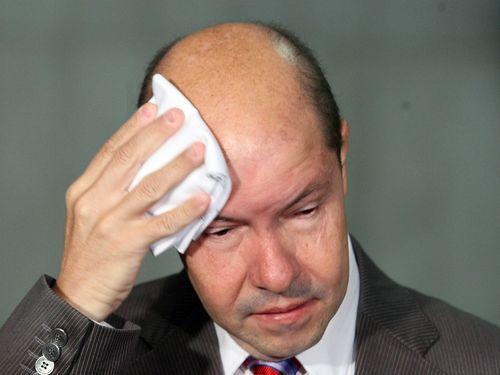 Senador Demóstenes Torres diz a colegas que tem medo ser preso