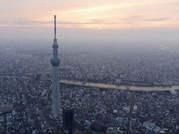 Japão inaugura a Tokyo Sky Tree, torre mais alta do mundo; confira!